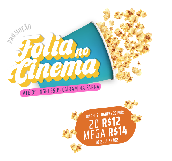 Folia no Cinema